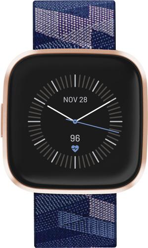 Fitbit Versa 2 Speciale Editie Koper/Blauw Main Image