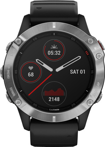 Garmin Fenix 6 - Zwart - 47 mm Main Image