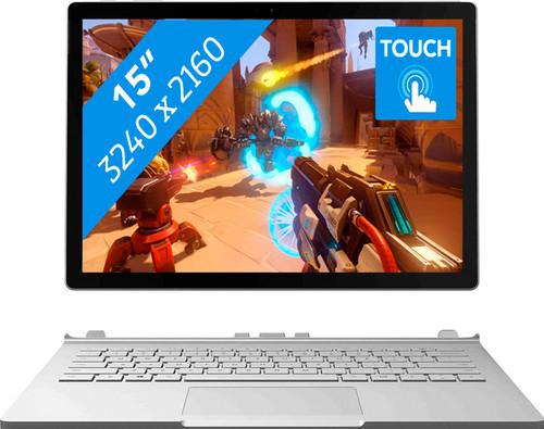 "Microsoft Surface Book 2 - 15"" - i7 - 16GB - 512GB FR Azerty Main Image"