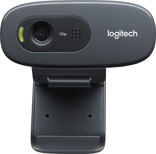 Logitech C270 HD-Webcam Main Image