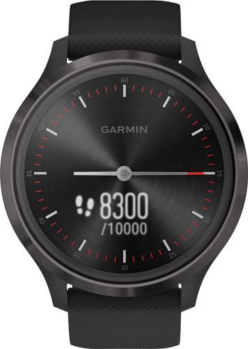 Garmin Vivomove 3 Sport - Zwart - 44 mm Main Image