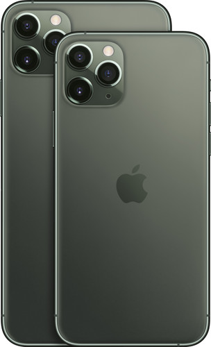 Apple Iphone 11 Pro Vs Iphone 11 Pro Max What S The Difference