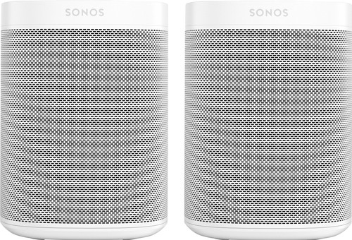 Sonos One SL Duo Pack Wit Main Image