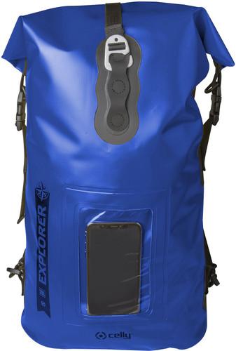 Celly Explorer Rugzak 20L Blauw Main Image