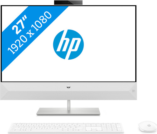 HP Pavilion All-in-One 27-xa0066nb Azerty Main Image