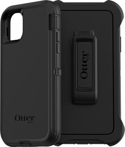 Otterbox Defender Apple iPhone 11 Back Cover Black Main Image