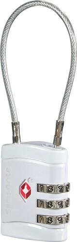 Samsonite Cablelock 3 dial TSA Main Image