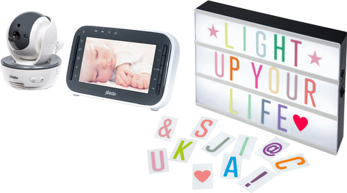 Alecto DVM-200 + Alecto Letter Light Box Main Image