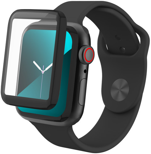 InvisibleShield Glass Fusion Apple Watch Series 5 40mm Screenprotector Plastic Main Image