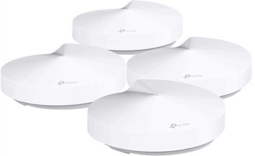 TP-Link Deco M5 Multi-room WiFi 4-Pack Main Image