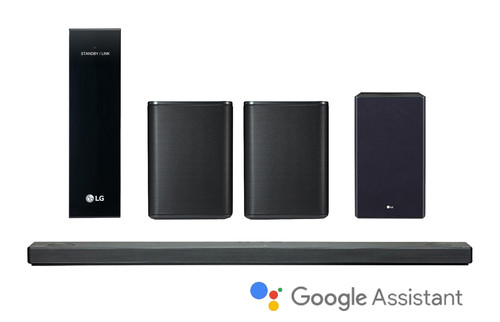 LG SL10YG + LG SPK8 Main Image