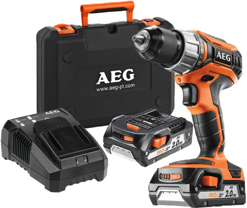 AEG BS 18 C2 LI Main Image