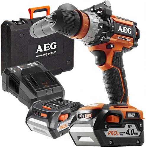 AEG Compact BSB 18 402C Main Image