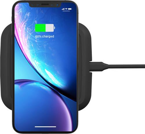 ZENS Single Ultra Fast Chargeur sans fil 15 W Noir Main Image