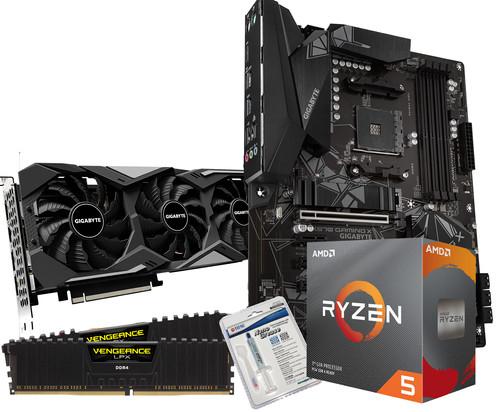 AMD Advanced Upgrade Kit + Gigabyte 2070 Super Gaming OC 8G Main Image