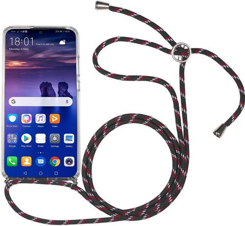 StilGut Huawei P Smart (2019) Back Cover met Koord Transparant Main Image