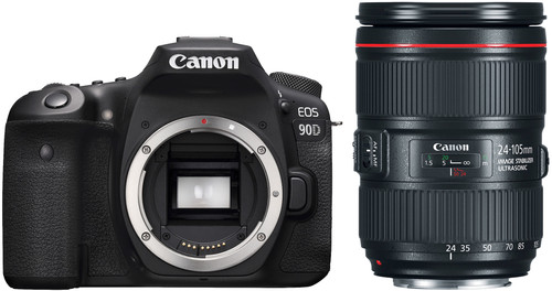 Canon EOS 90D + EF 24-105mm f/4L IS II USM Main Image