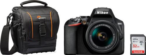 Nikon D3500 + 18-55mm f/3.5-5.6 VR starterkit Main Image