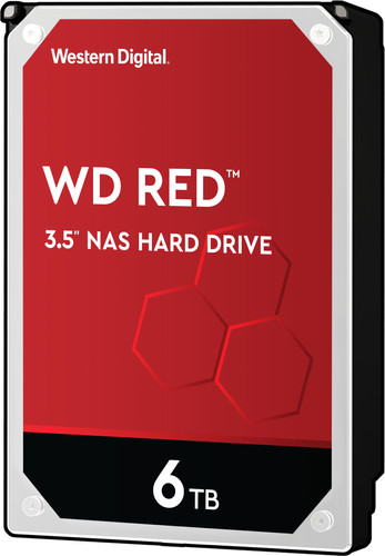 WD Red WD60EFAX 6 To Main Image
