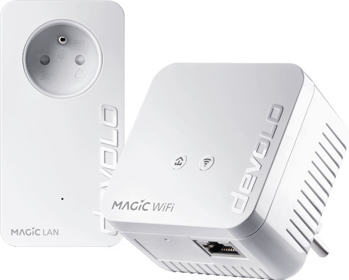 Devolo Magic 1 WiFi mini Starter Kit - BeLux Main Image