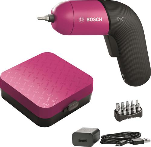 Bosch IXO 6 Color Roze Main Image