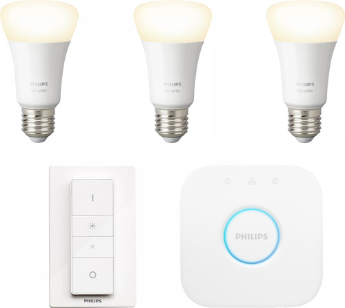 Philips Hue White E27 Kit de démarrage Main Image