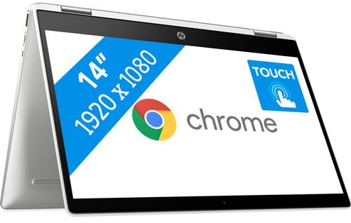 HP Chromebook x360 14b-ca0007nb Azerty Main Image