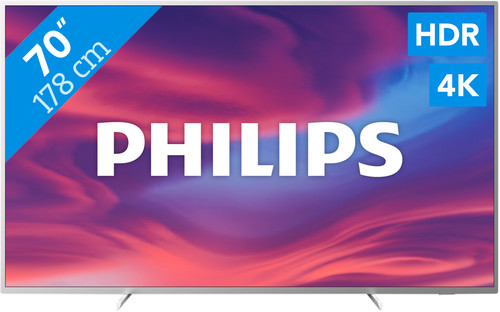 Philips The One (70PUS7304) - Ambilight Main Image