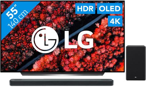 LG OLED55C9PLA + Soundbar Main Image