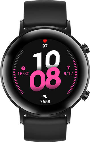 Huawei Watch GT 2 Zwart 42mm Main Image