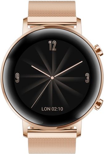Huawei Watch GT 2 Rosé Goud 42mm Main Image