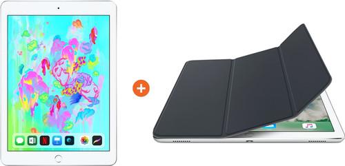 Apple iPad (2018) 128GB WiFi Silver + Smart Cover Main Image