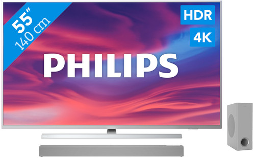 Philips The One (55PUS7304) - Ambilight + Soundbar Main Image
