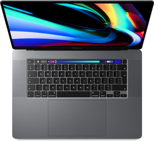 "Apple MacBook Pro 16"" Touch Bar (2019) MVVJ2N/A Gris sidéral Main Image"