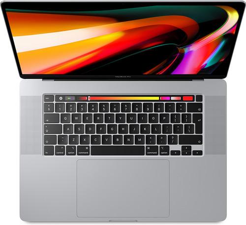 "Apple MacBook Pro 16"" Touch Bar (2019) MVVL2FN/A Argent Main Image"