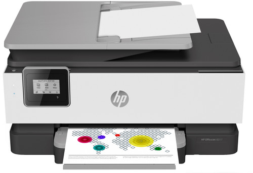 HP OfficeJet 8017 Tout-en-un + crédit HP instant Ink Main Image