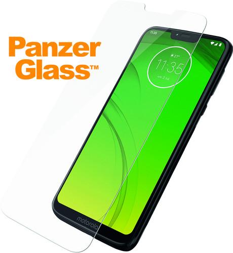 PanzerGlass Protège-écran Motorola Moto G7 Power Verre Main Image