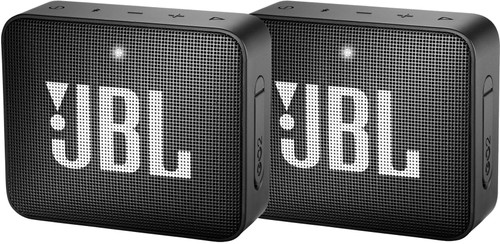 JBL Go 2 Duo Pack Zwart Main Image