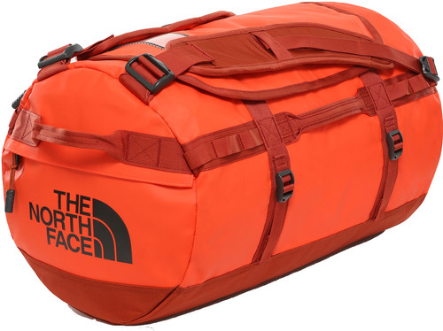 The North Face Base Camp Duffel L Acrylc Orange/Picante Red Main Image