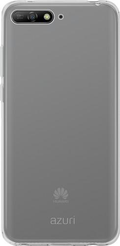 Azuri Glossy TPU Huawei Y6 (2018) Back Cover Transparant Main Image