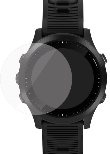 PanzerGlass Universele 35mm Smartwatch Screenprotector Glas Main Image