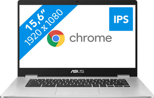 Asus Chromebook C523NA-EJ0147-BE Azerty Main Image
