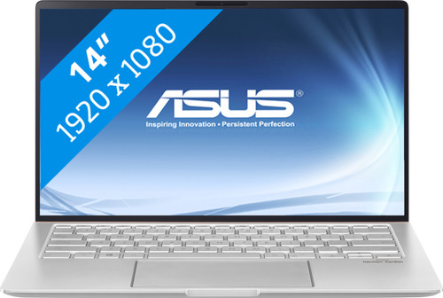 Asus ZenBook UM433DA-A5019T-BE Azerty Main Image