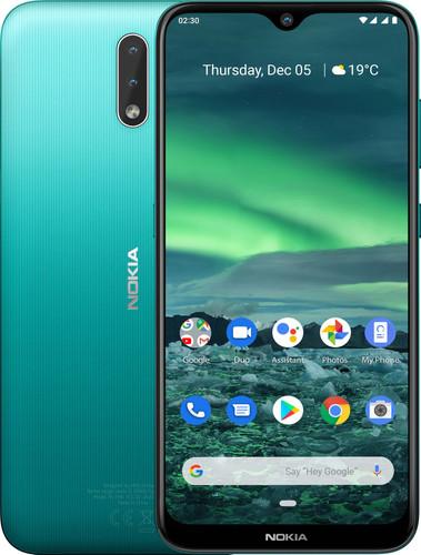 Nokia 2.3 Bleu-vert