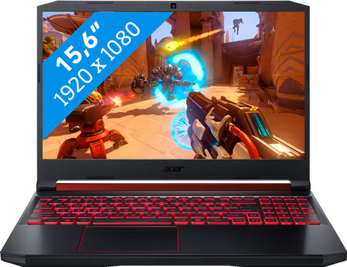 Acer Nitro 5 AN515-43-R8AD AZERTY Main Image