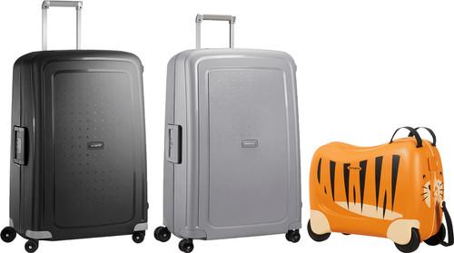 Samsonite Set de valises S'Cure 75 cm + 75 cm + valise enfant Main Image