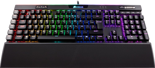 Corsair K95 RGB Platinum Cherry MX Speed AZERTY Main Image