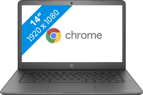 HP Chromebook 14-db0032nb Azerty Main Image