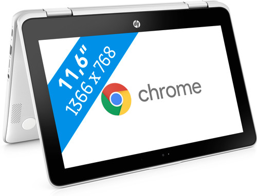 HP Chromebook x360 11-ae100nb Azerty Main Image
