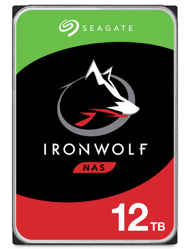 Seagate IronWolf ST12000VN0008 12TB Main Image